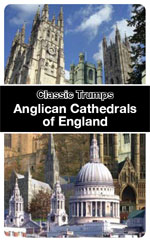 Anglican Cathedrals of England
